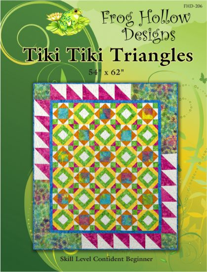 Tiki Tiki Triangles