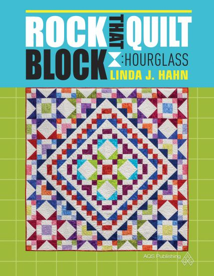 Rock that Quilt Block - Hourglass